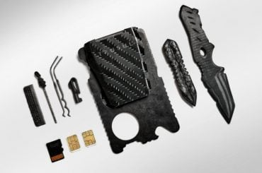 Covert Operative Crucial EDC Kit /// Vinjatek