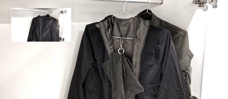 Clothes Hanger Hidden Stash Method /// Vinjatek