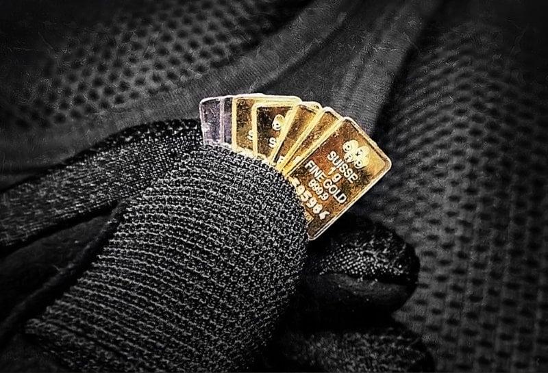 Pamp Suisse Gold and Platinum Bullion /// Urban Survival Gear