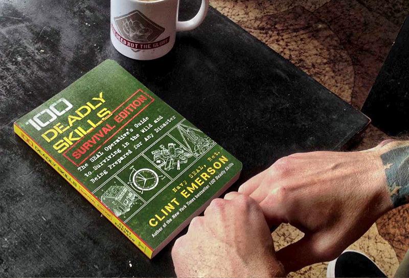 100 Deadly Skills Survival Edition Book /// Urban Survival Gear