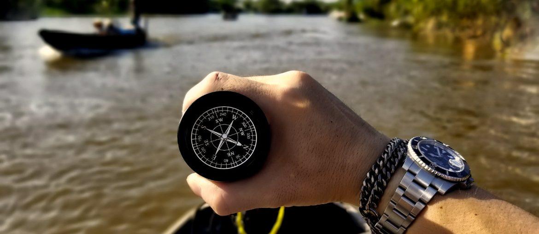 VSSL Compass on The Mekong Delta, Vietnam /// Vinjatek