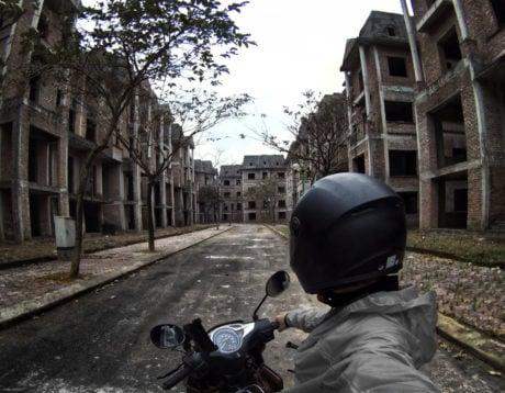 Lideco Abandoned Ghost Town in Hanoi, Vietnam /// Vinjatek
