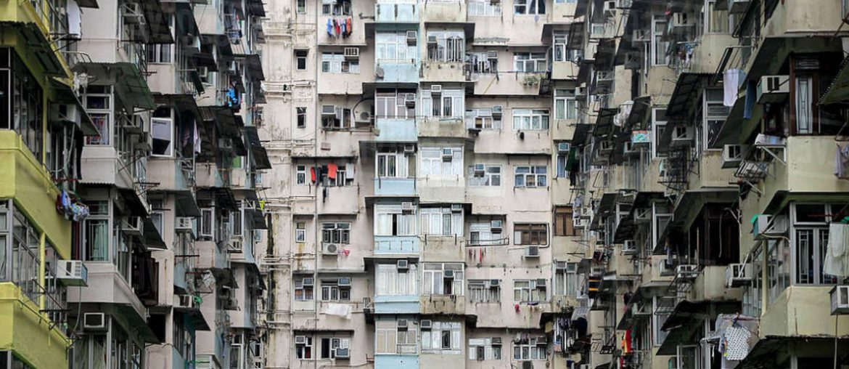 Safe Houses and Hong Kong Density Apartments /// Vinjatek