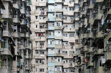 Safe Houses and Hong Kong Density Apartments /// Vinjatek