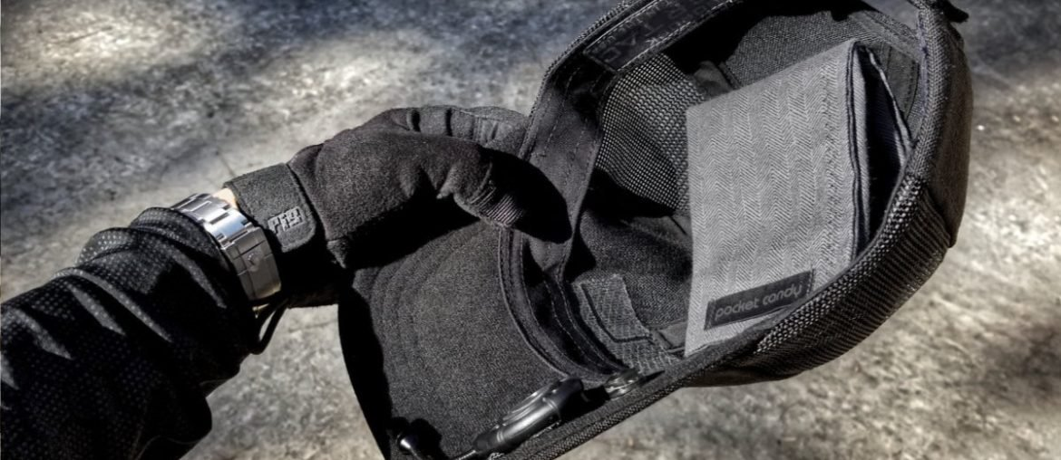 The Disguise-Shift Methodology With Goruck TAC Hat /// Vinjatek