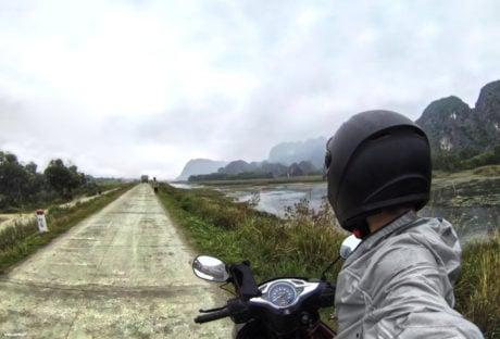 Van Long Nature Preserve in Ninh Binh, Vietnam /// Vinjatek