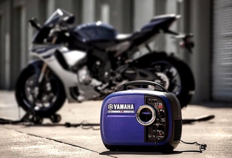 Yamaha EF2000iSv2 Inverter Generator /// Urban Survival Gear