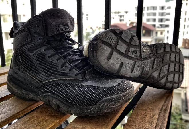 LALO Tactical Shadow Amphibian Boots /// Vinjatek