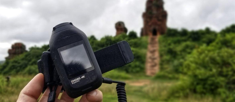 Drift Innovation Ghost 4K Camera : Review @ Thap Banh It Temple, Vietnam /// Vinjatek