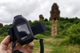 Drift Innovation Ghost 4K Camera : Review @ Thap Banh It Temple, Vietnam /// Vinjatek