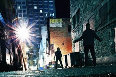 The 4 Types of Self-Defense Engagement Levels in an Urban Alleyway /// Vinjatek