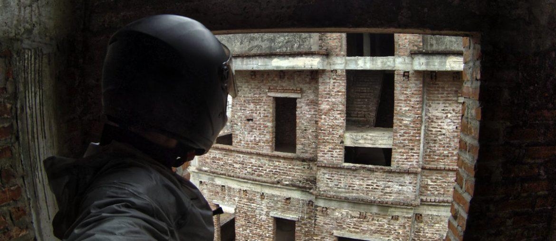 Lideco Hanoi Ghost Town in Vietnam /// Vinjatek