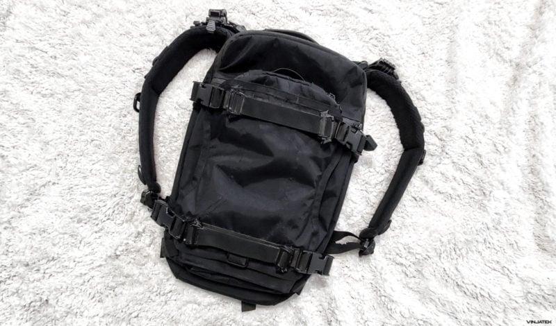 TAD FAST Pack Scout VX Prototype Backpack /// Vinjatek