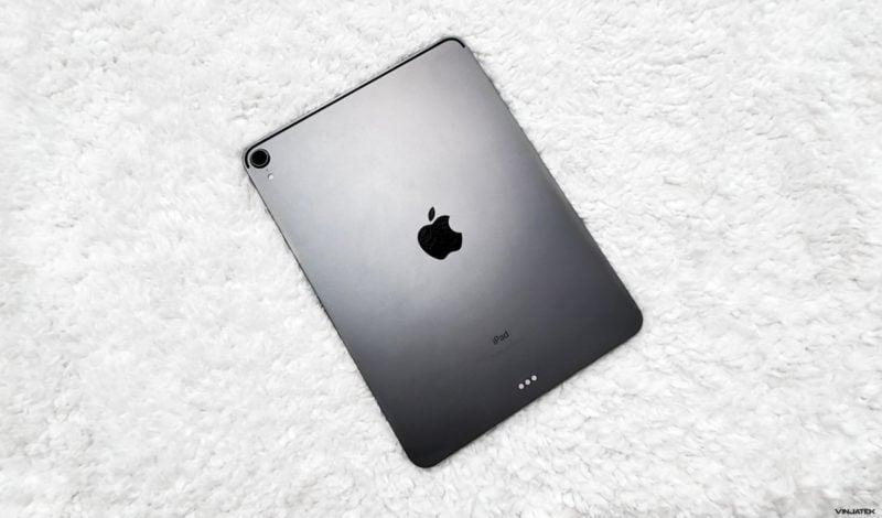 Apple iPad Pro 11 /// Vinjatek