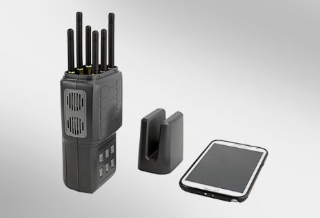WF-K6 Cell Phone Jammer /// Urban Survival Security