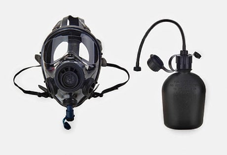 SGE 400/3 Infinity Gas Mask System /// Urban Survival Gear