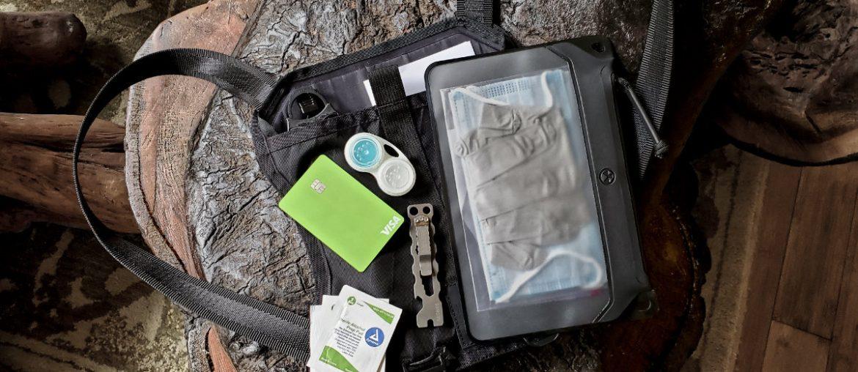 Pandemic Survival EDC Kit /// Vinjatek