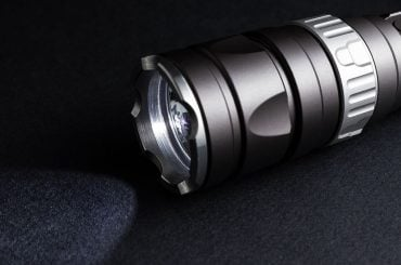 Best 18650 Flashlight