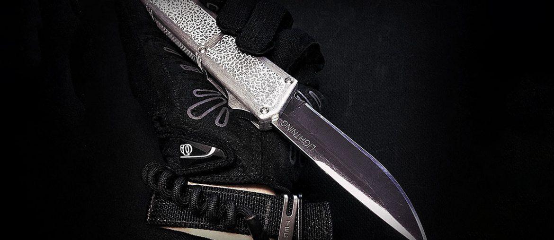 Lightning OTF Knife Review