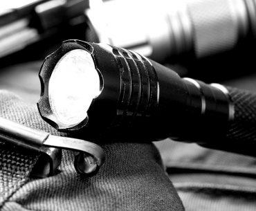 18650 Flashlight
